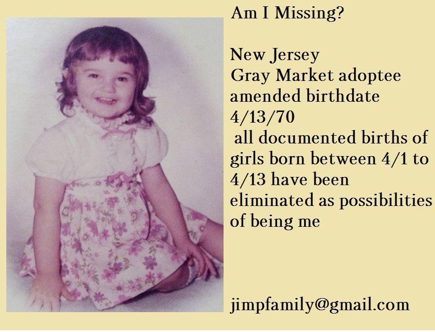 born between April 113, 1970, adopted through NJ but not