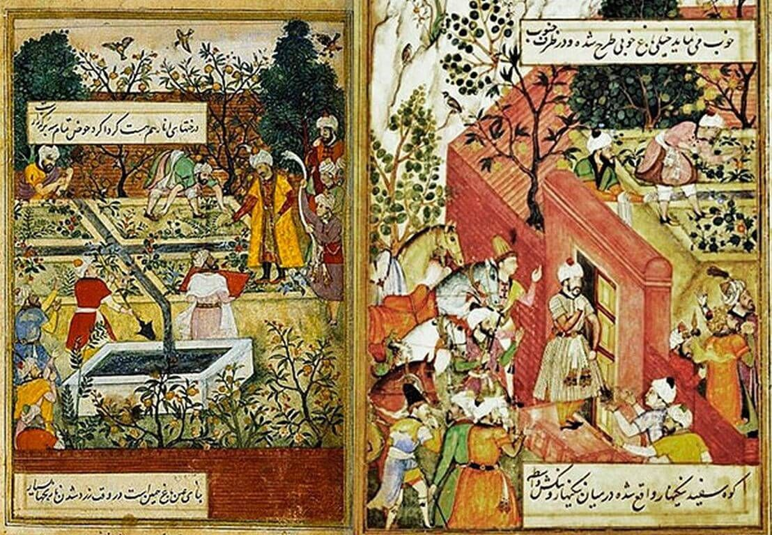 The garden king of Kabul: Babur\'s legacy lives on in Afghanistan ...