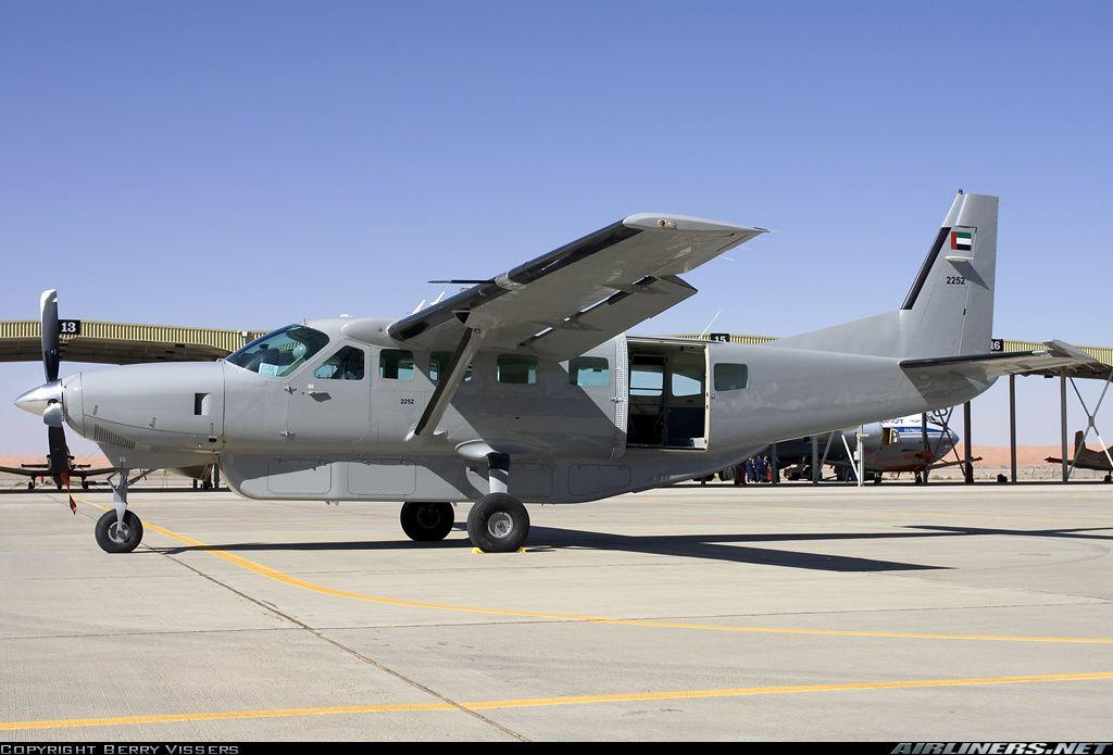 Cessna U 27a Grand Caravan 208b Aircraft Picture Cessna Grand Caravan Aircraft