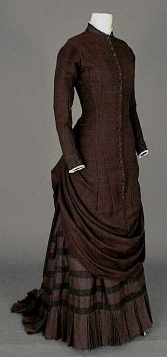 Robe femme 19eme siecle