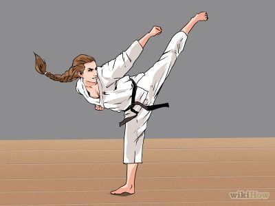 How to Block Punches in Karate