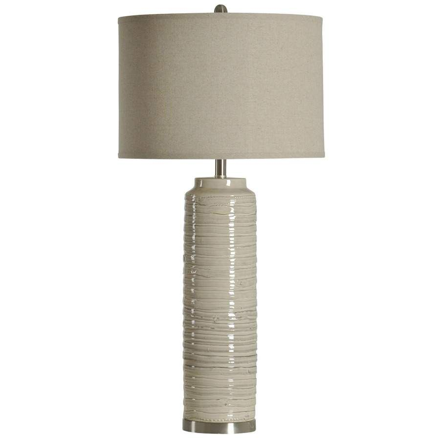 Shop stylecraft home collection 39 in anastasia standard 3 way shop stylecraft home collection 39 in anastasia standard 3 way stylecraft l 221286 table lamp hope aloadofball Images