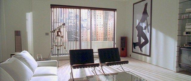 Patrick Bateman's Apartment from American Psycho