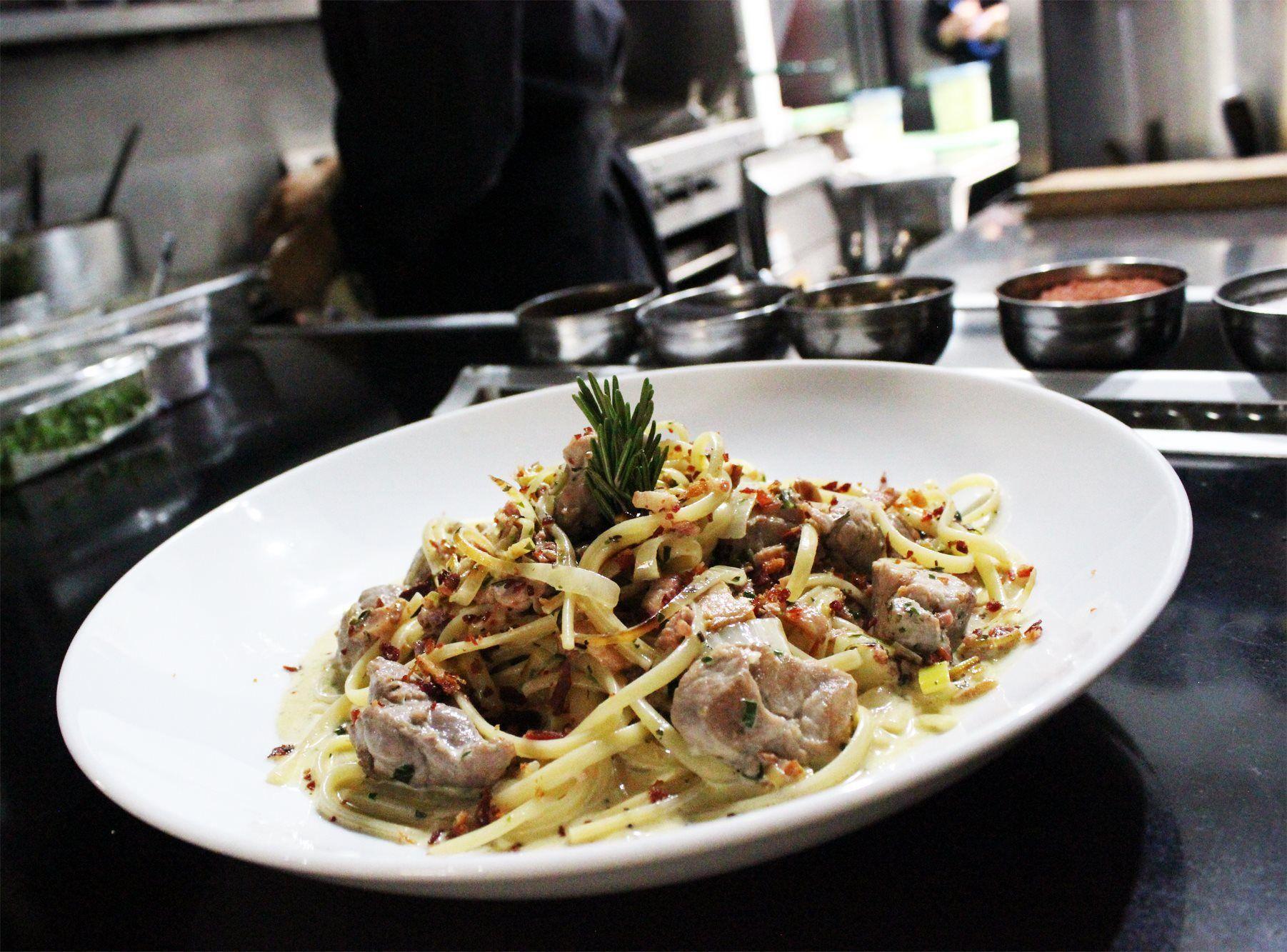 Los esperamos! #DDW #SuTerceraCasa daniel.com.co/menus | Reservas: 2493404 #pasta #bogota #kitchen