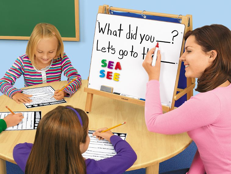 Small-Group Teaching Easel