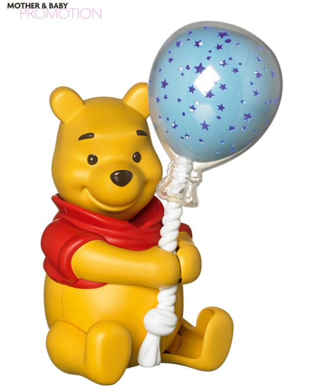 Winnie the Pooh Balloon lightshow competition | Nursery buys | Mother & Baby