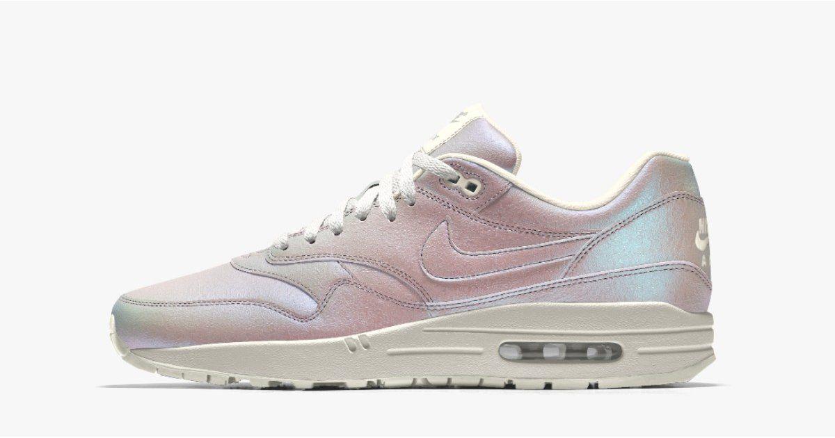 innovative design b5967 4d8e4 Nike Iridescent Sneakers   POPSUGAR Fashion