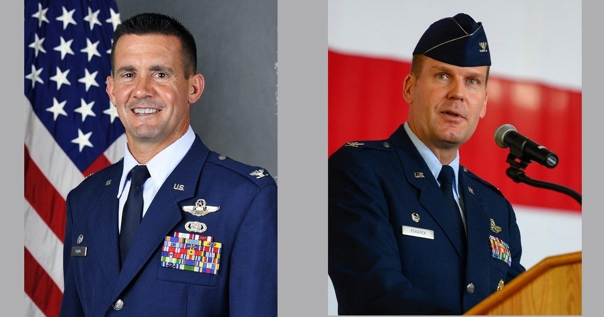 Three Commanders Fired From Laughlin Flying Training Wing For Failing To Stop Misconduct Air Force Reserve Laughlin Air Force Base Cdr