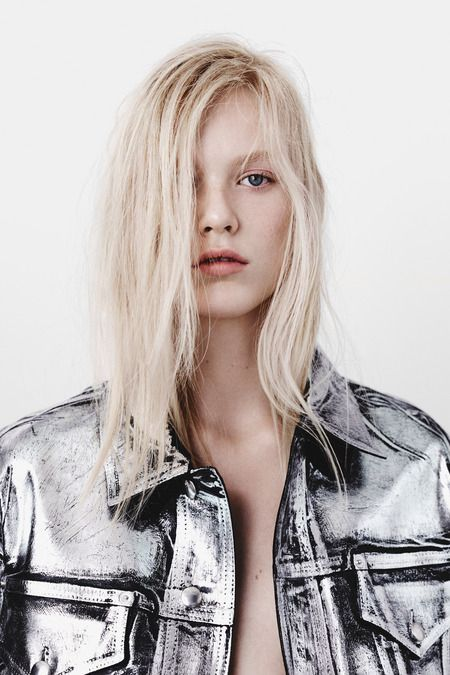fall+2014 collection inspiration metallic metal polished silver black+to+greay fashion editorial home