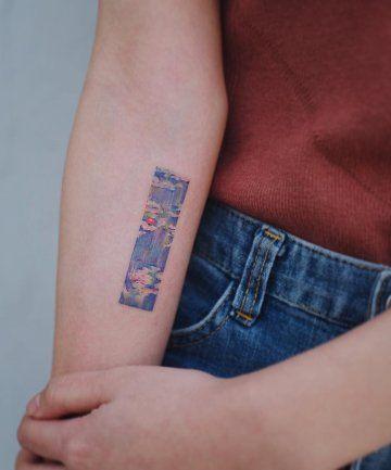 Photo of Fine Art-Inspired Tattoos