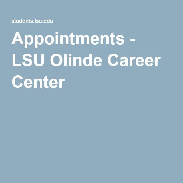 Career Center Job Search \