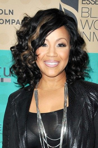 Astounding 1000 Images About Erica Campbell On Pinterest Gospel Music Short Hairstyles For Black Women Fulllsitofus