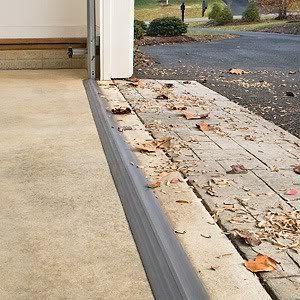 Tsunami Garage Door Threshold Grey Garage Door Threshold