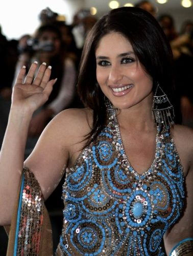 Golden Blue Sexy Kareena Kapoor | Actress Photos | Kareena kapoor