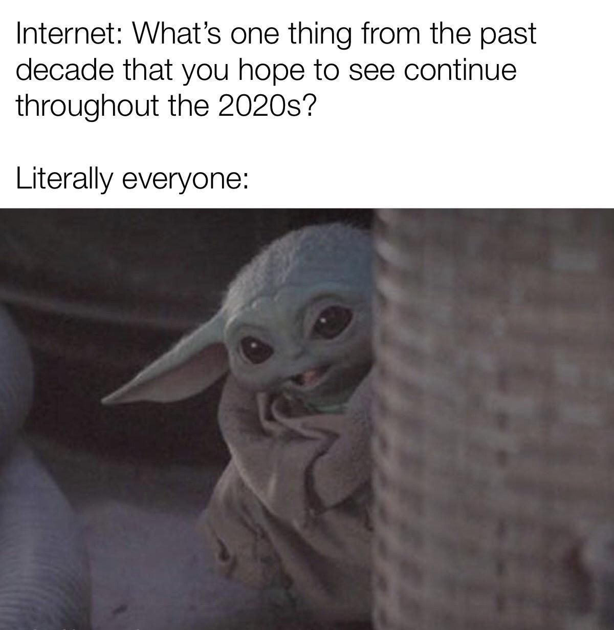 A Mandalorian Series Finale Is A Disney Finale R Babyyoda Baby Yoda Grogu Yoda Funny Star Wars Humor Yoda Meme