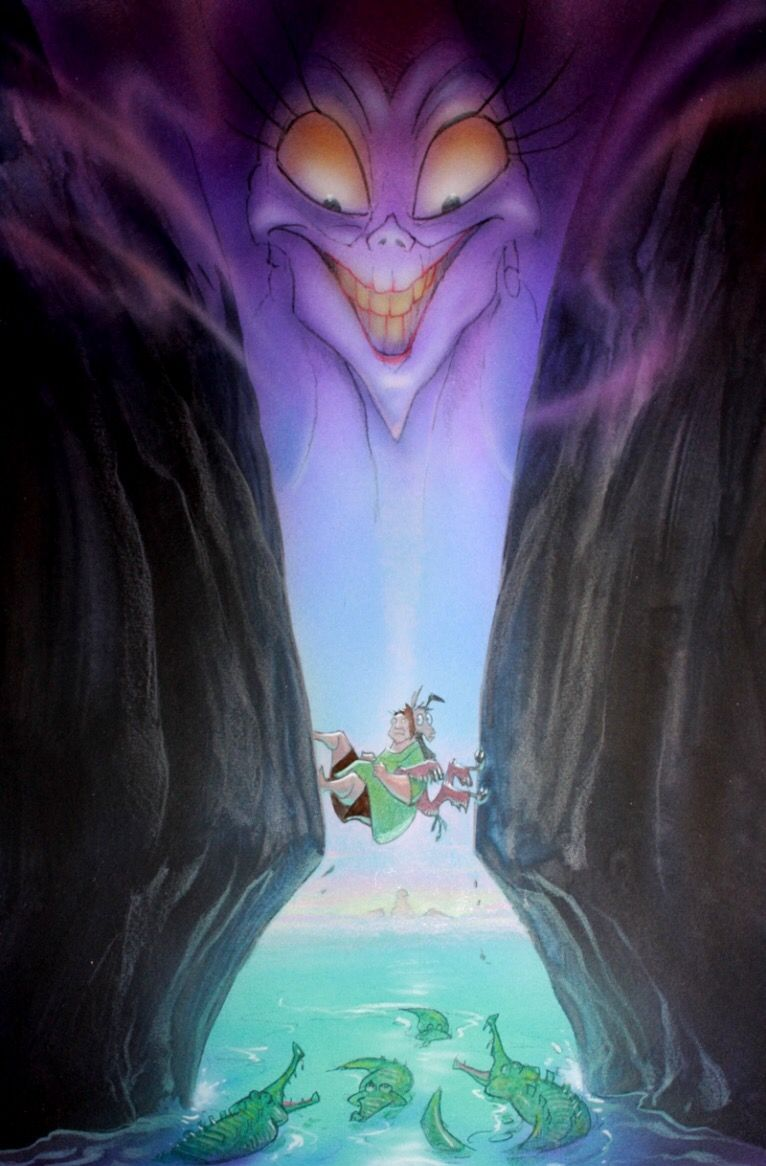 Pin By Dalmatian Obsession On Yzma In 2019 Disney Art Emperors