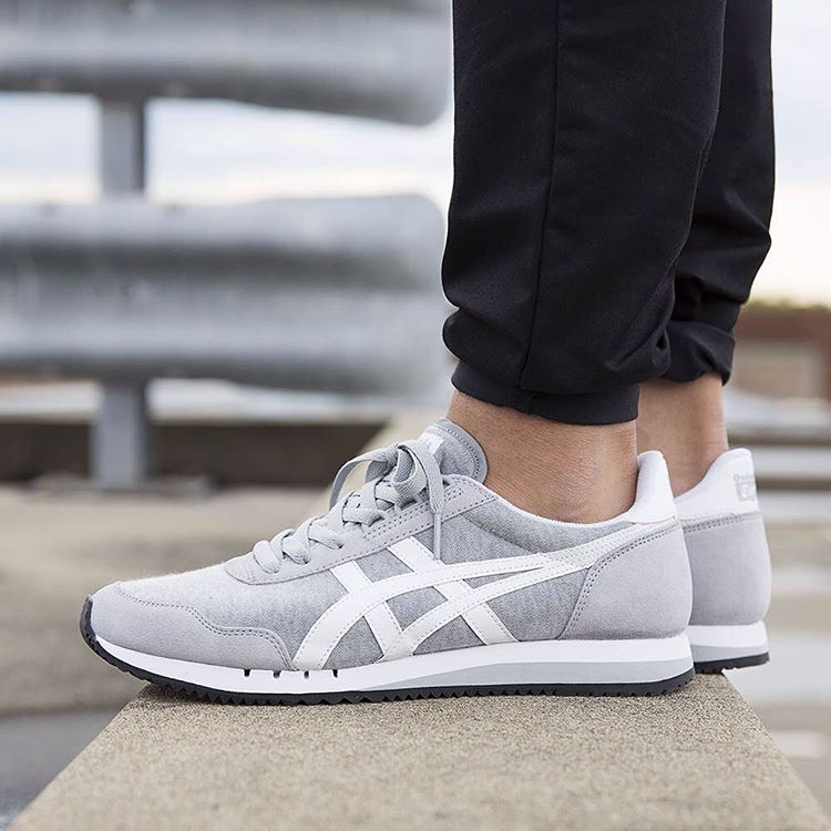 top fashion 40ef9 9f1e0 Onitsuka Tiger Dualio: Grey | John Shoes | Sneakers, Fashion ...