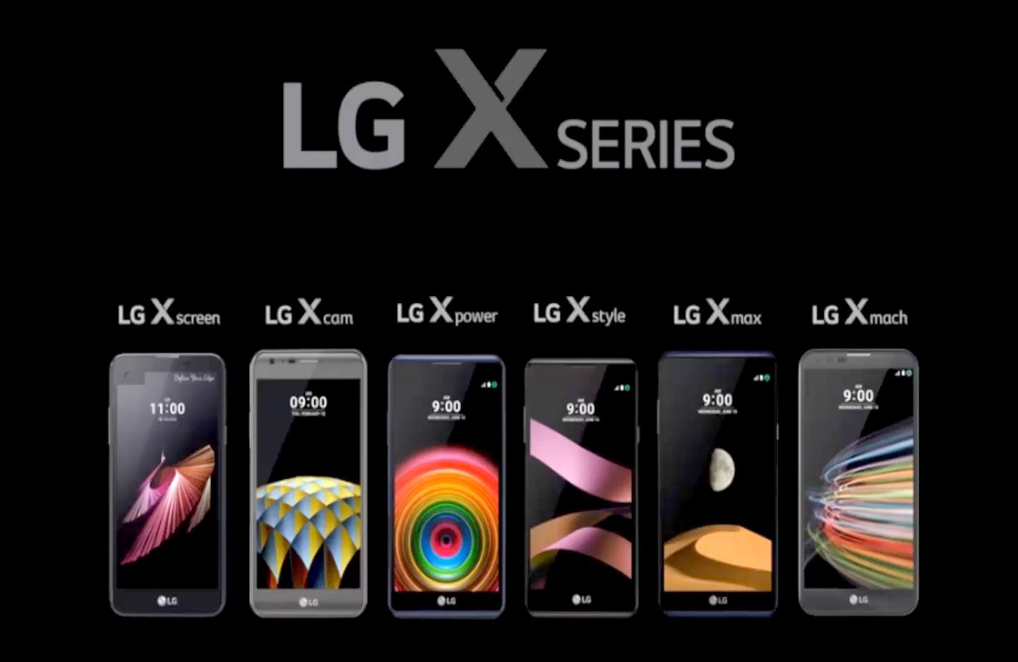 LG UX5 0 for X SERIES | lg x series phones | lg x series