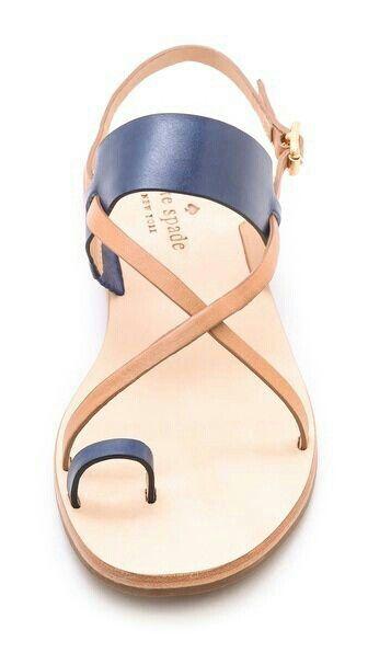 29e7b6cd2c3533 Kate spade Flat Sandals
