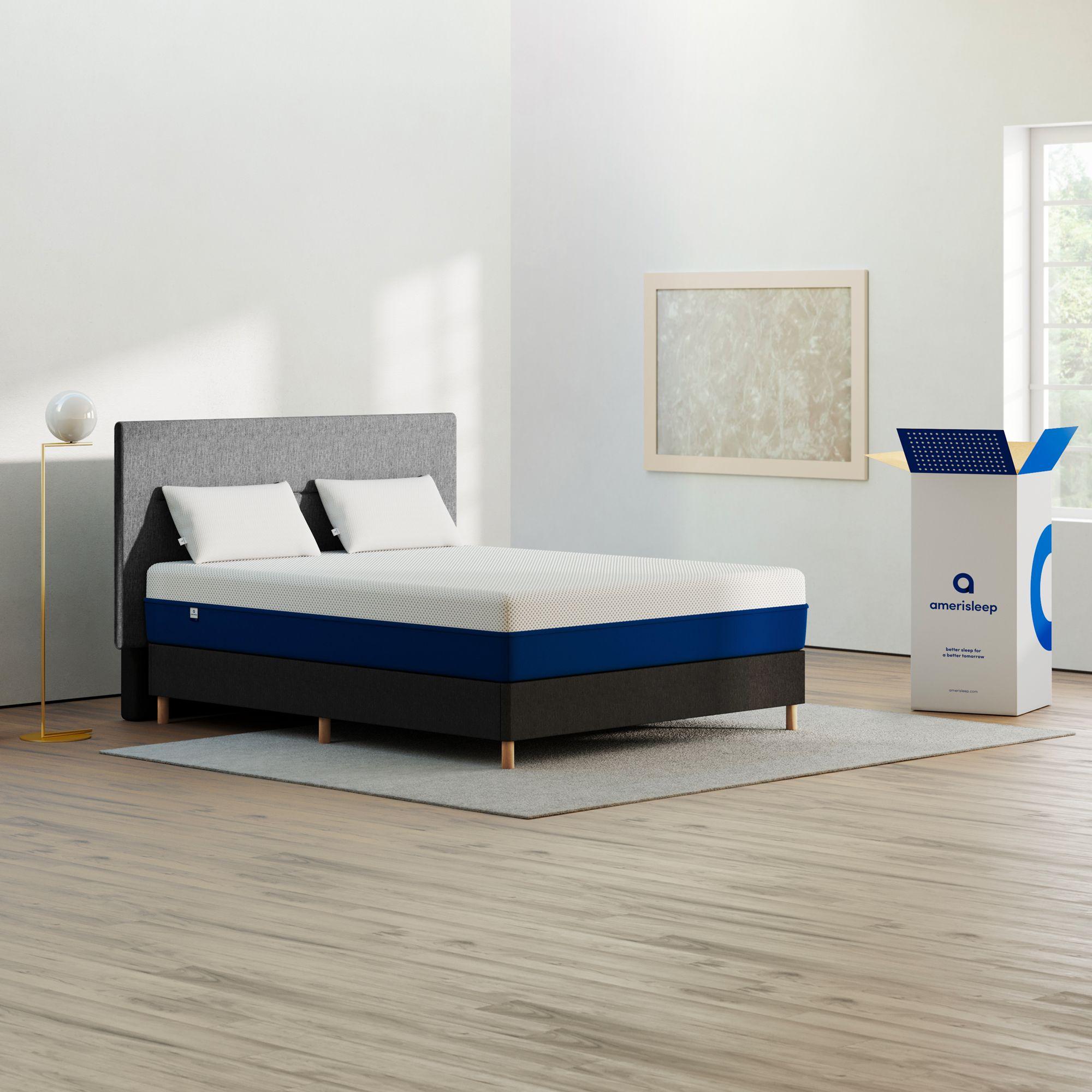 Amerisleep AS2 Back Foam mattress bed, Best mattress