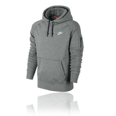 Nike NSW AW77 Classic Pull à capuche avec logo pour homme