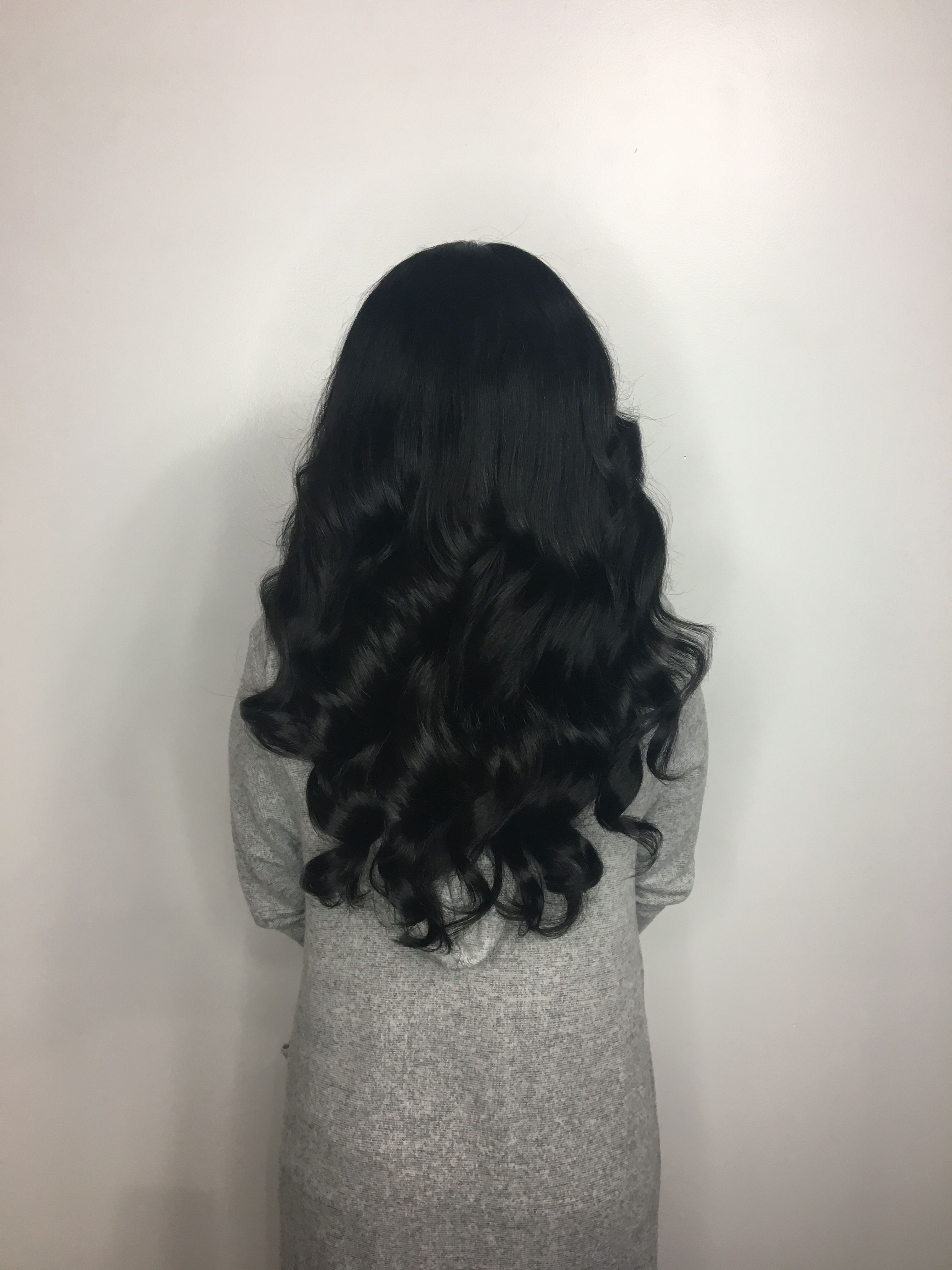 Bellami Khaleesi Off Black Hair extensions  13cb54db41