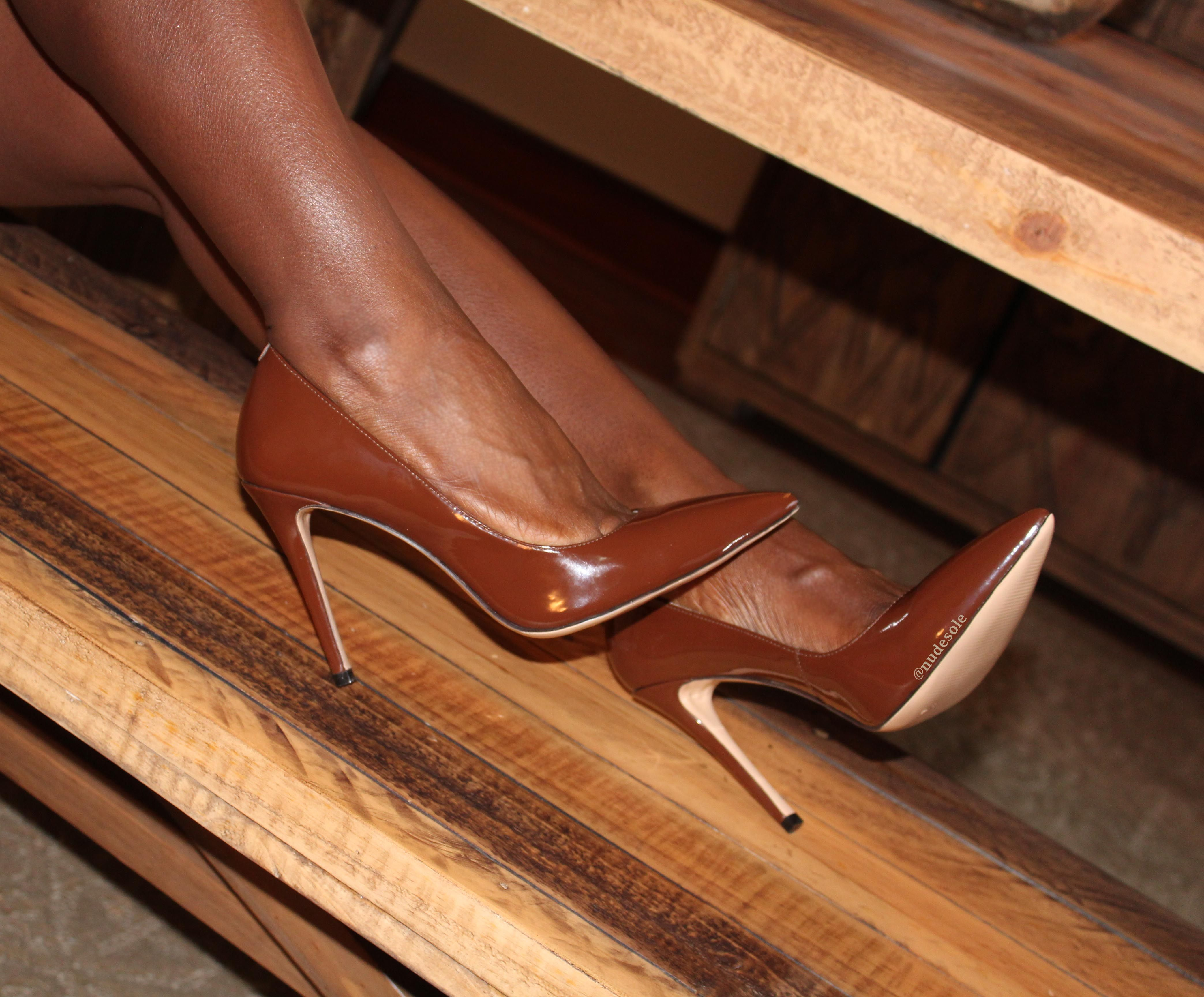 Necessary Nude Shoes