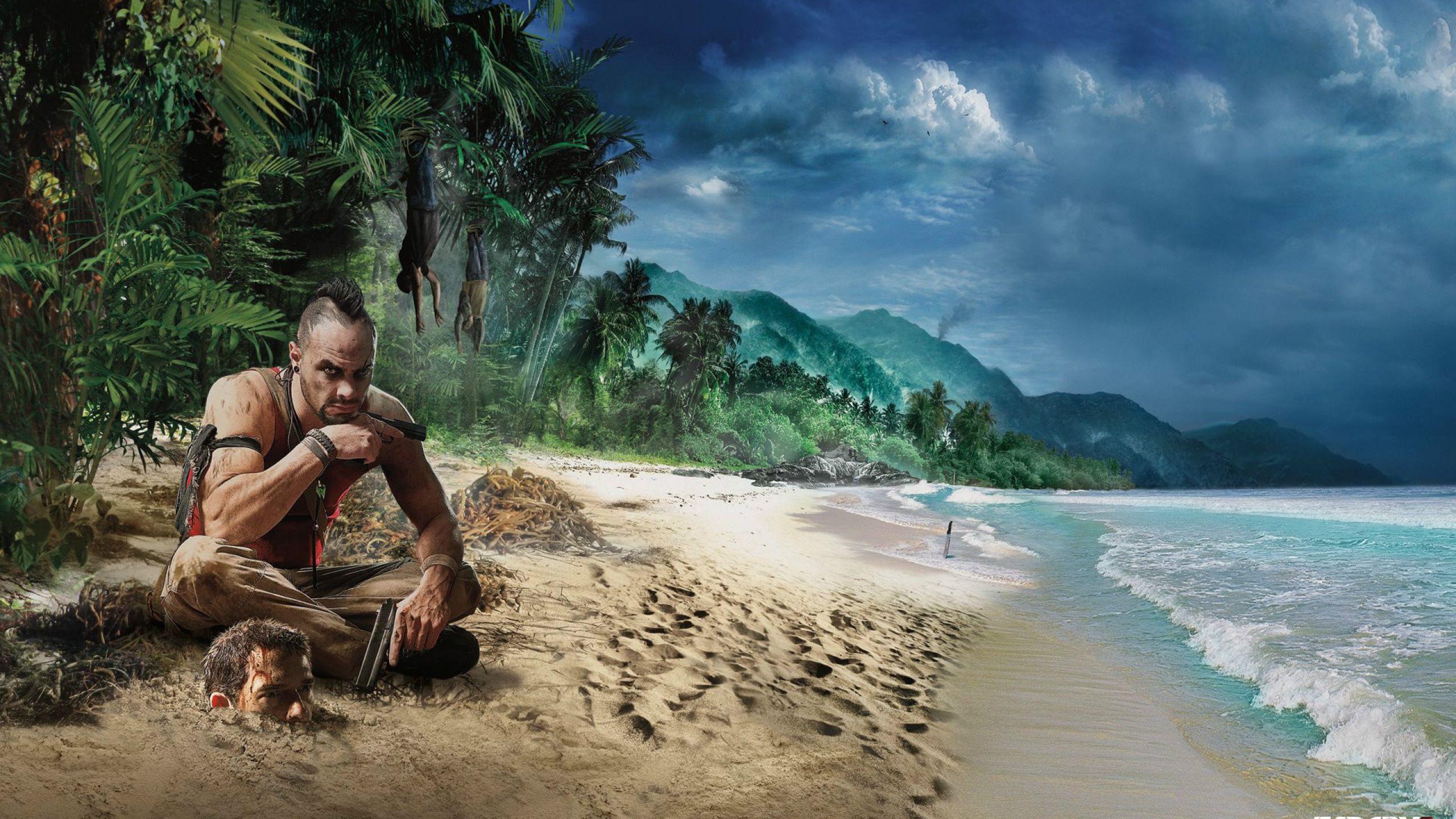 Imgur Com Far Cry 3 Beach Sand Hd Wallpaper