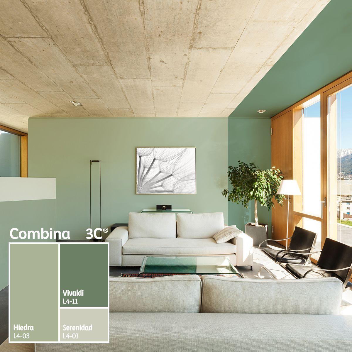 Los colores que activan la luz iluminar n tu hogar creando for Colores de pintura para sala comedor