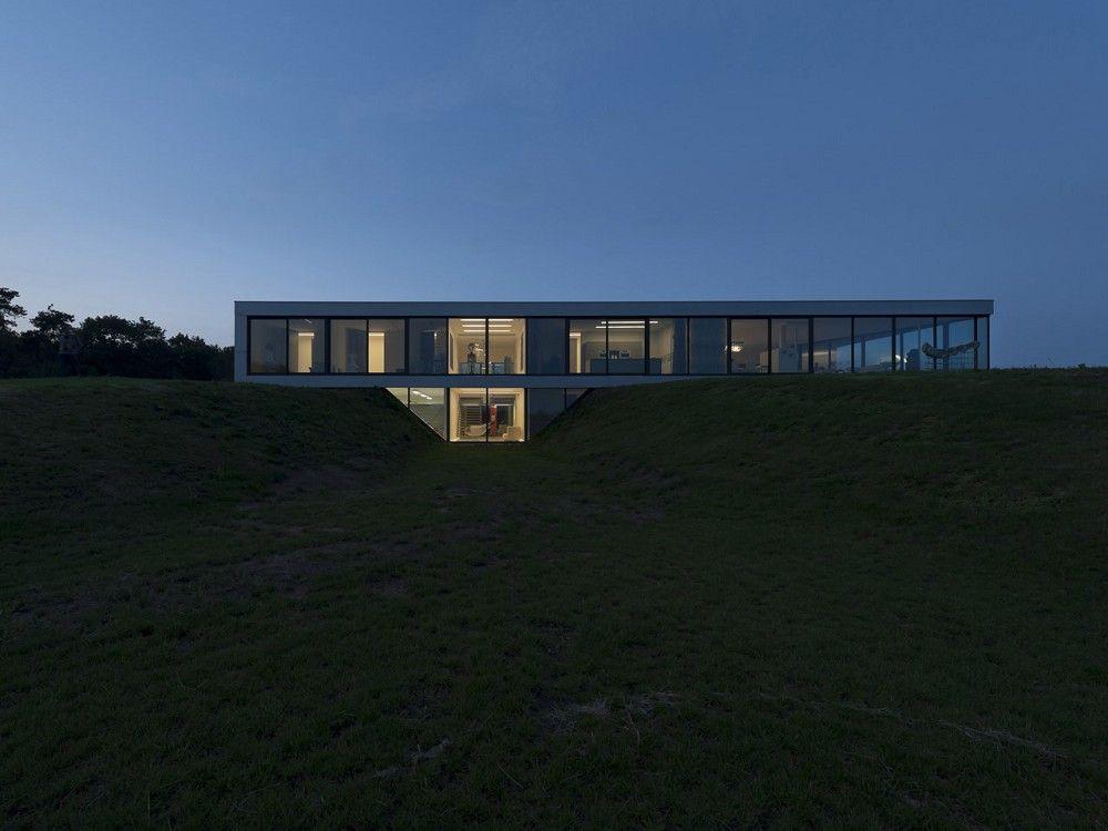 123DV Moderne Villa's (Project) - Bridge House - architectenweb.nl