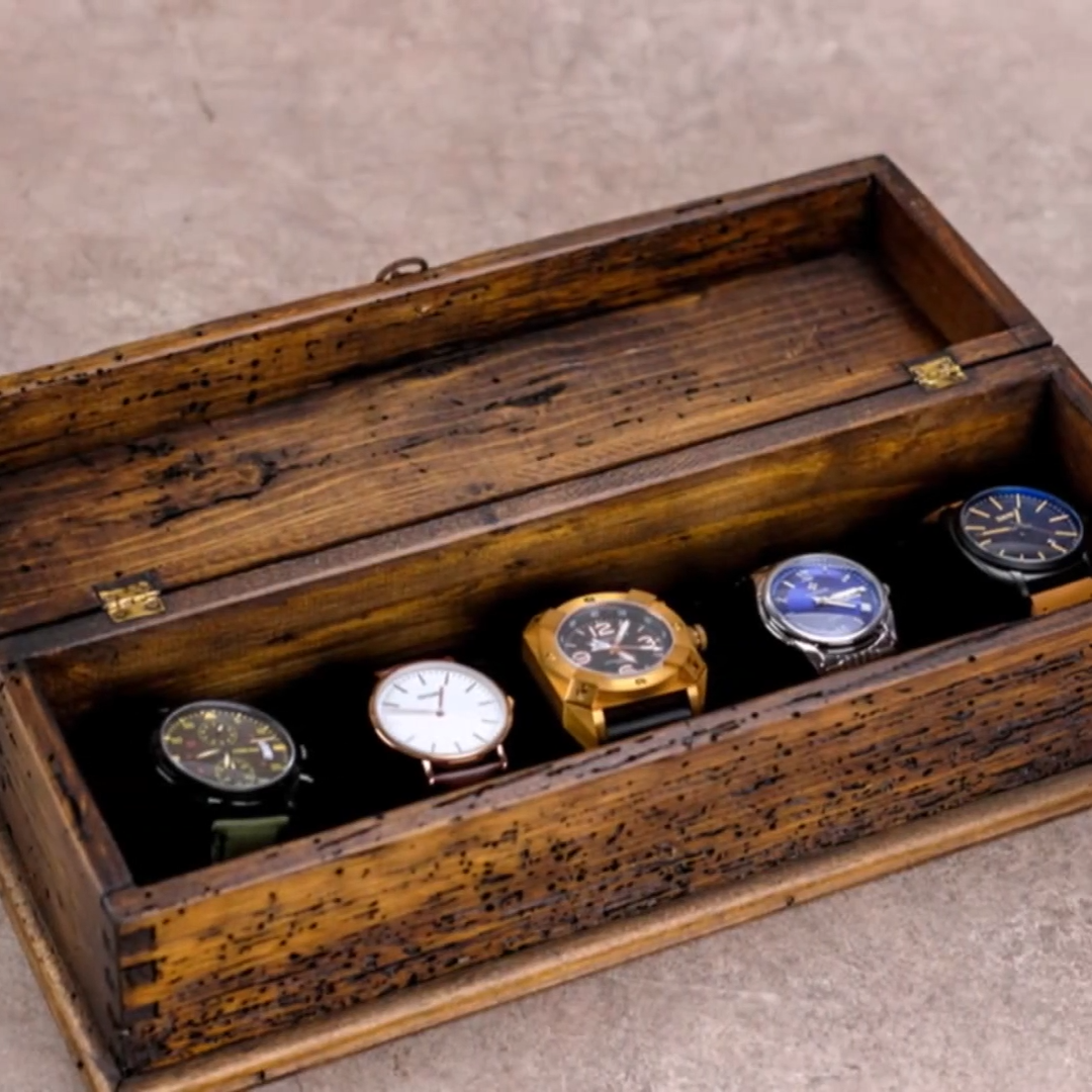Watch Box No. 5