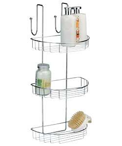 Good Living Extra Large 3 Tier Shower Caddy.