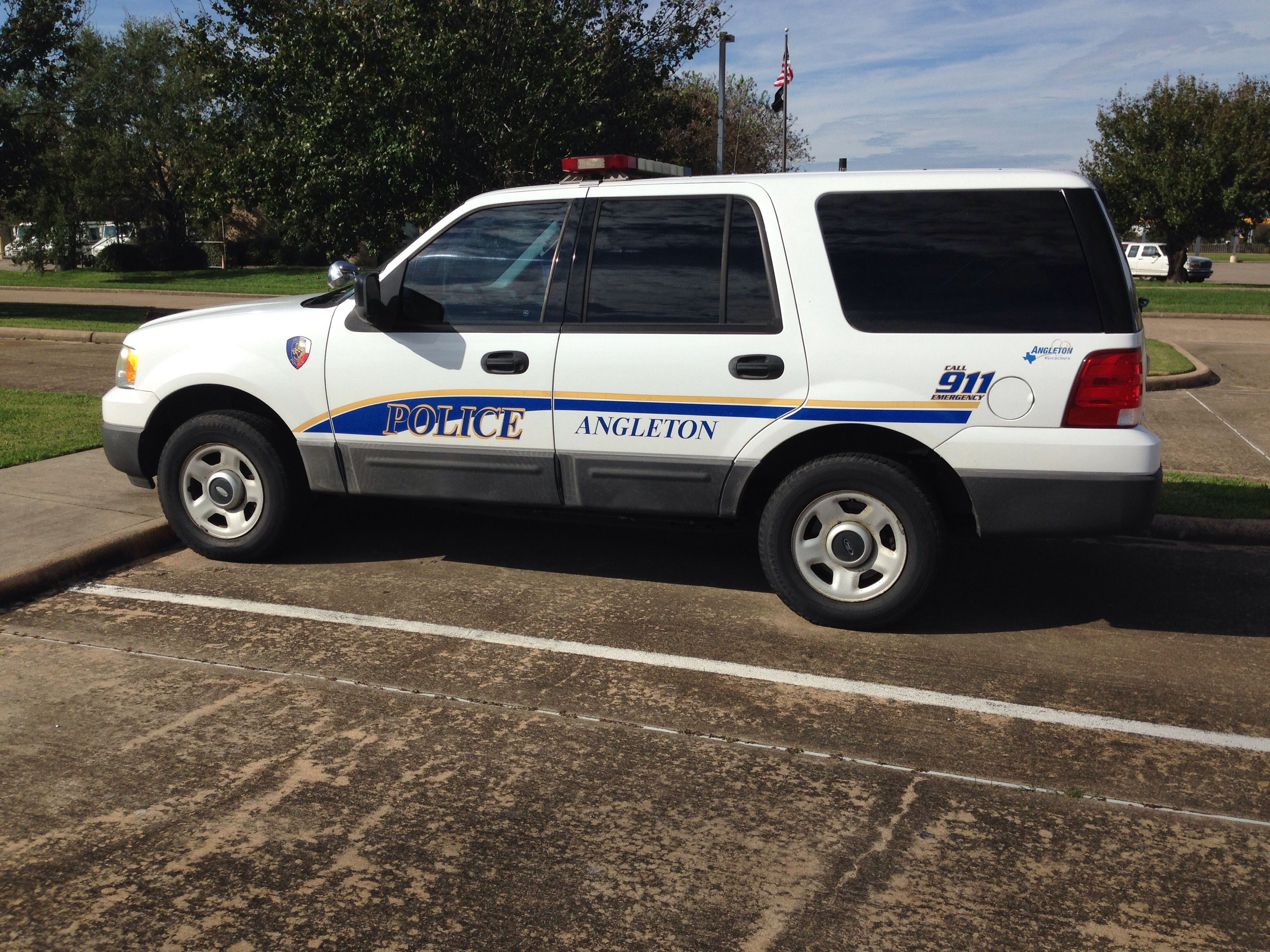 Angleton Police Department Ford Expedition Texas Ford Expedition Police Police Cars