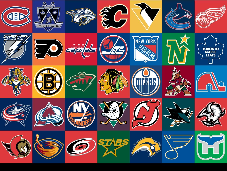 The 5 Best Logos In The Nhl Plain Simple Nhl Logos Hockey Logos Nhl Hockey Teams
