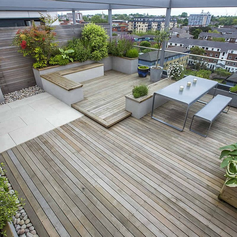 Roof Terrace Design King\u0027s Cross Landscaping in 2018 Pinterest - Terrace Design