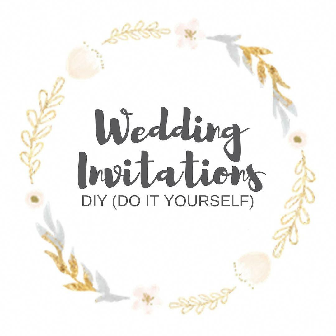 Diy Do It Yourself Wedding Invitation Design And Ideas Free Cheap Handmade Unique Creative Easy On A Budget Printable Feteandpaperie: Funny Shotgun Wedding Invitations At Websimilar.org