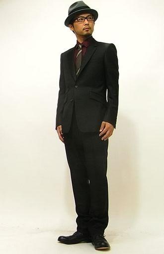 スーツ ハット google 検索 ファッションアイデア pinterest