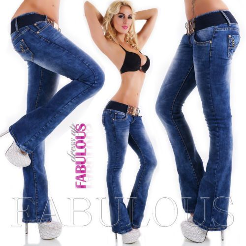 Women Skinny Jeans Trouser Clubbing Ladies Wet Black Lace Pants size 6 8 10 12