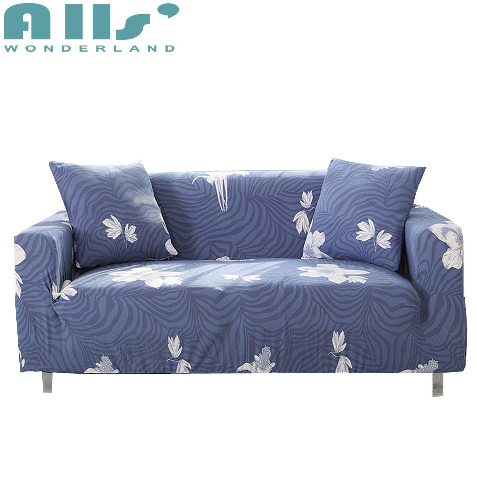 Sofa Cover Slipcover Modern Floral Sectional Sofa Cover Sofa Protector High Quality Covers For Couches Fashion Couch Protector Sliprcover So Capa De Sofa Sofa