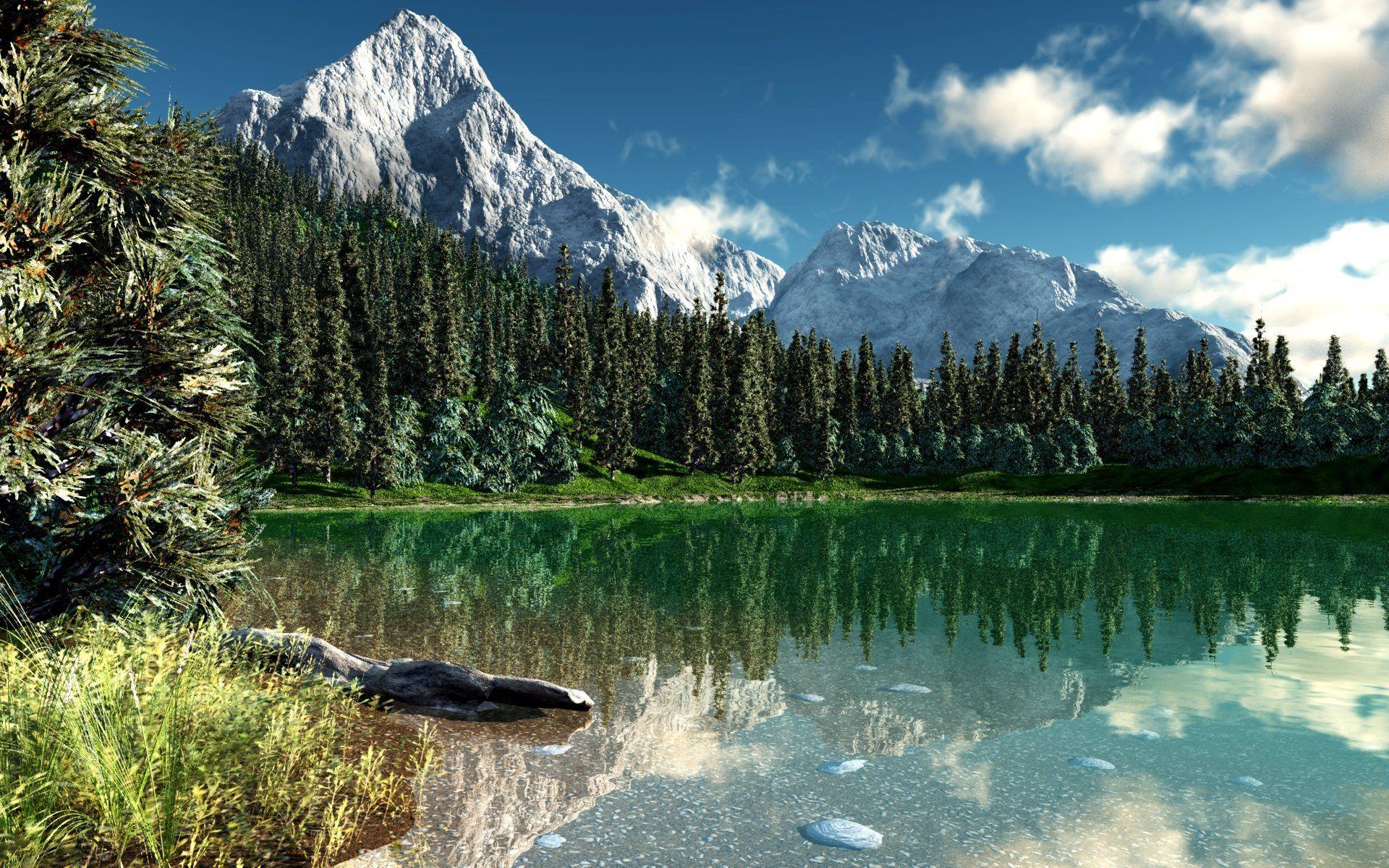 Landscape Wallpapers High Resolution | Nature | Pinterest ...