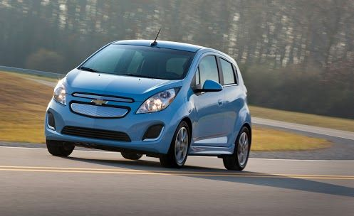 The Brand New Chevrolet Spark Hatchback Carleasing Deal One Of