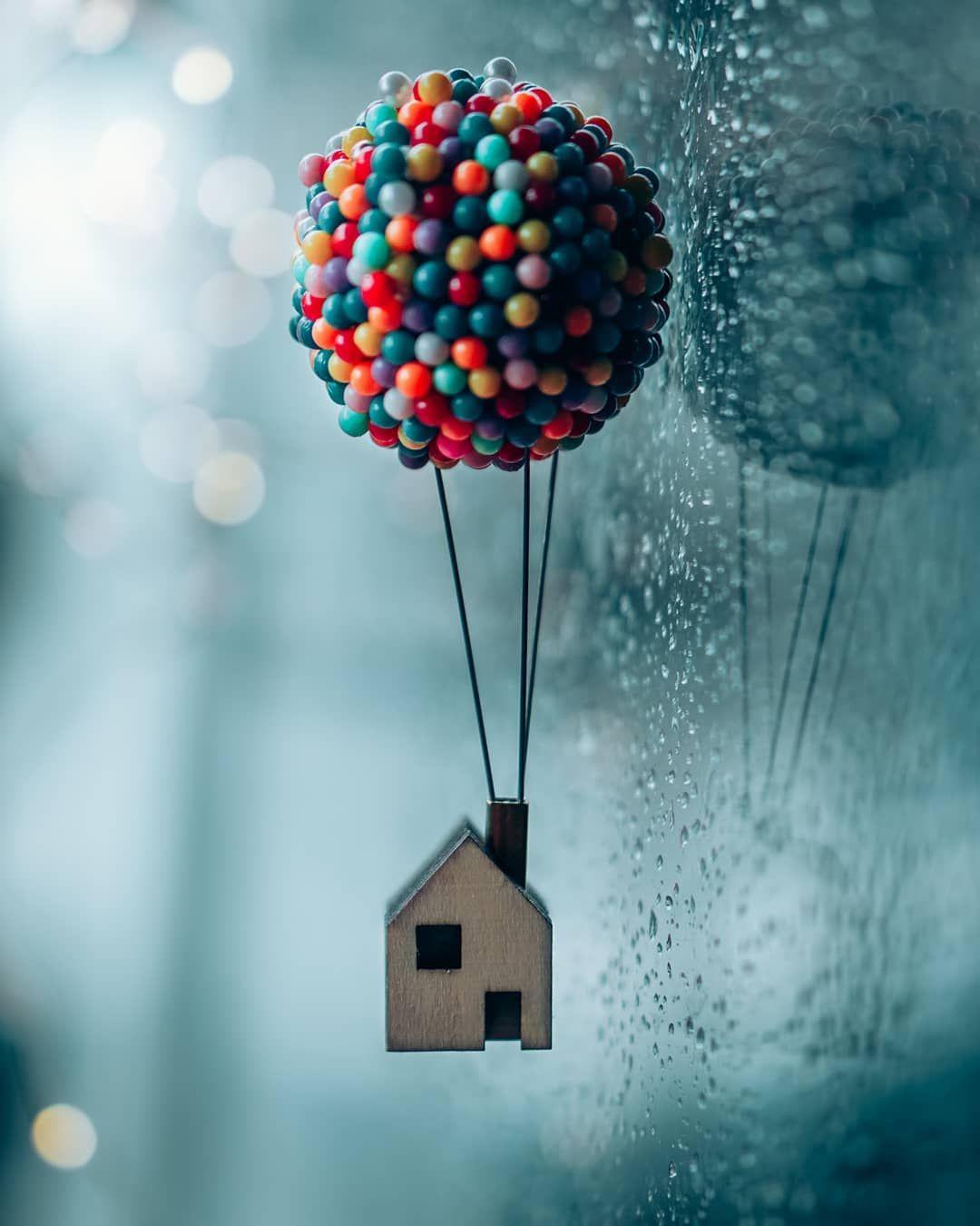 Bliss Dollhouse Wallpaper: Pin Van Vesna Vasiljević Op Beautiful... In 2019