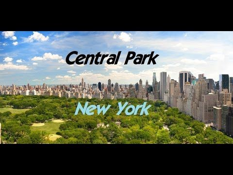 CENTRAL PARK - Manhattan, NEW YORK (music by Dj Podmaster)
