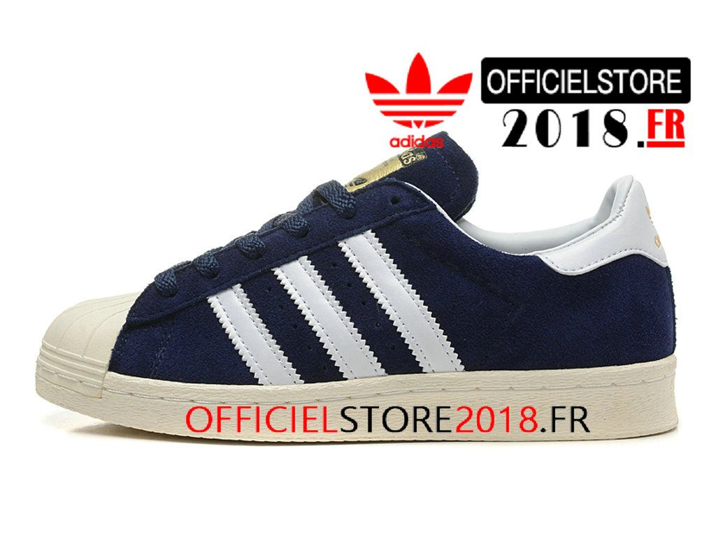 innovative design buying new united states Adidas Homme Chaussures Originals Superstar 80s DLX Suede ...