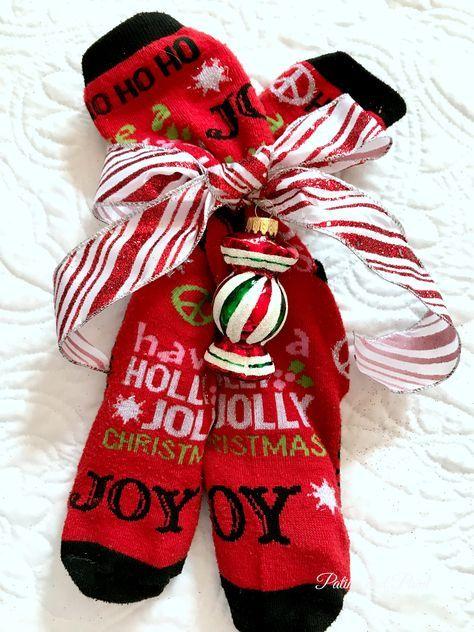 Christmas Sock Exchange | Christmas gift exchange, Unique ...