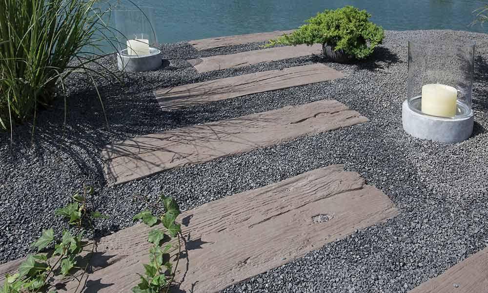 Terrassenplatten Holzoptik Anthrazit In 2021 Terrassenplatten In Holzoptik Terrassenplatten Holzoptik