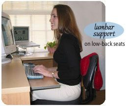 Awesome Fancy Lumbar Pillow For Office Chair 33 Home Remodel Ideas With