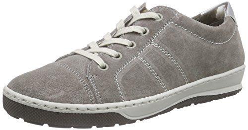 Jenny Dublin, Damen Sneakers, Grau (grigio,argento 08), 43 EU (9 Damen UK) - http://on-line-kaufen.de/jenny/43-eu-jenny-dublin-damen-sneakers-3
