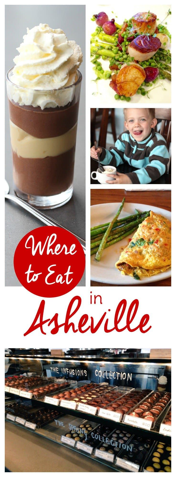 Wondering where to eat in Asheville? Let me be your guide