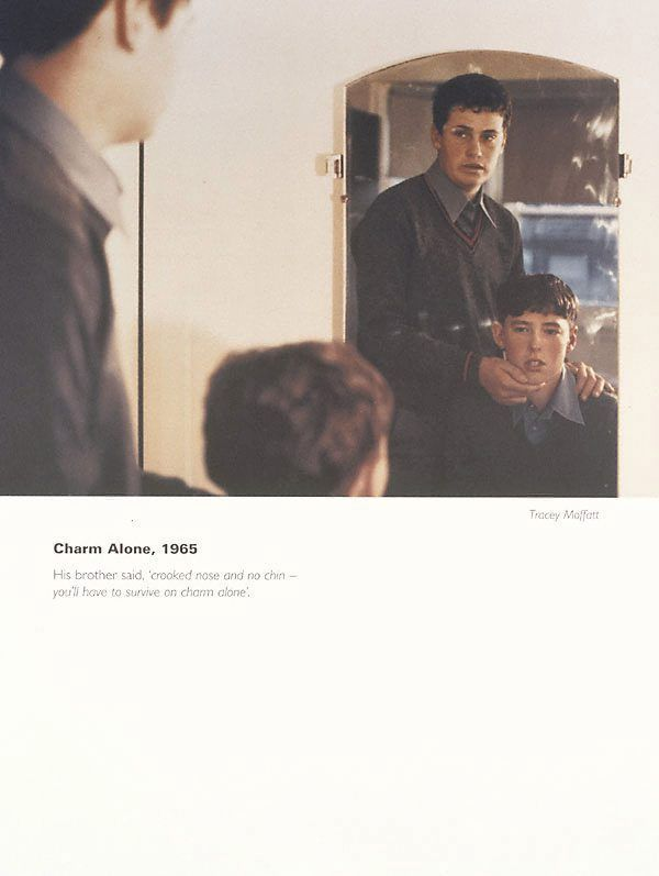 Charm Alone, 1965, (1994), Scarred for Life by Tracey Moffatt :: The Collection :: Art Gallery NSW